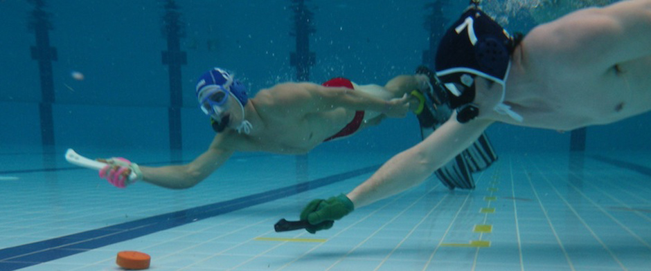 Dunedin Underwater Hockey Club: Home
